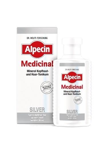 Alpecin Alpecin Medicinal Silver Tıbbi Gümüş Tonik 200 ml Renksiz
